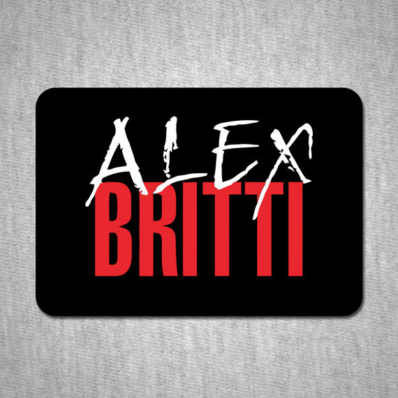 Mousepad_Alex Britti